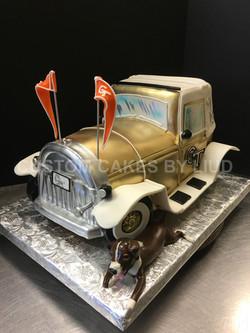 3d cakes football