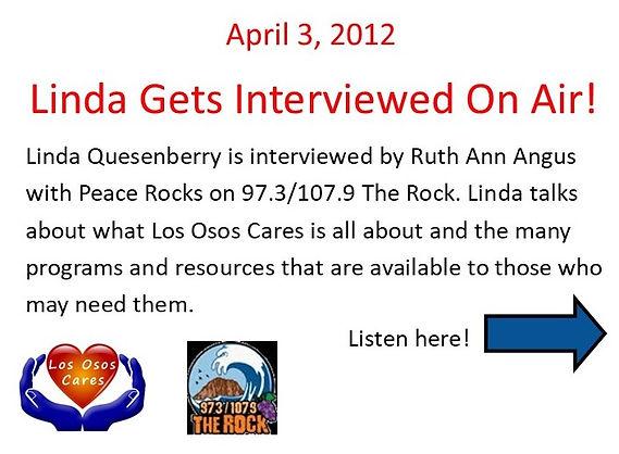Linda Gets Interviewed On Air!.jpg