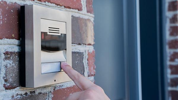 smart door entry solutions