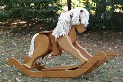 Rocking Horse Red Oak