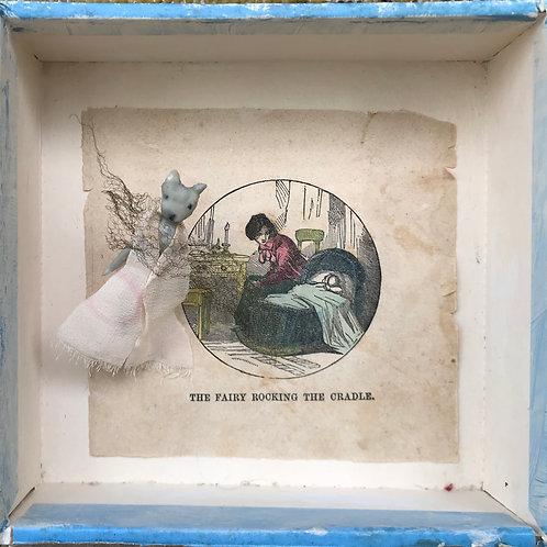 Fairy Rocking the Cradle