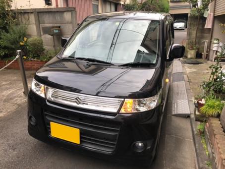 江戸川区 ワゴンR 車検切れの車検