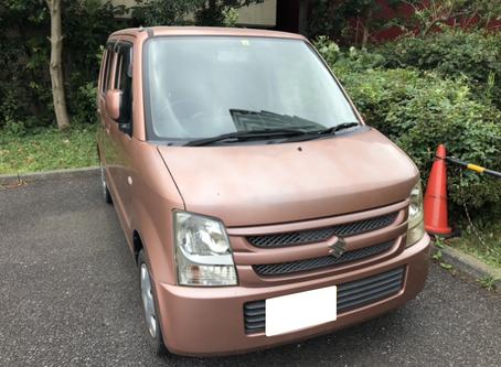 大田区 ワゴンR 車検