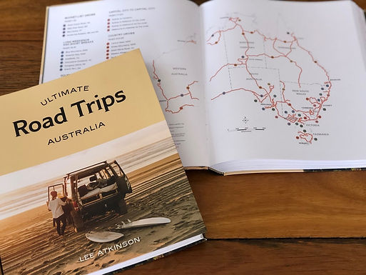 Episode 46: Road Tripping Around Australia With Travel Writer Lee Atkinson