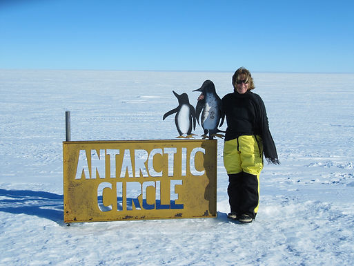 Episode 51: Living in Antarctica