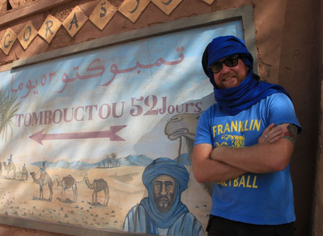Episode 18: Travelling Solo With Ben Groundwater
