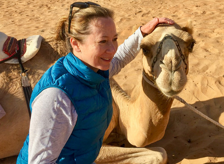 Episode 47: Exotic Destinations with Journalist and Tour Guide Jane Hutcheon