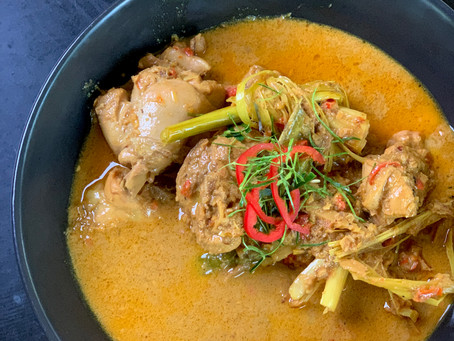Kare Ayam Bali (Balinese Chicken Curry)