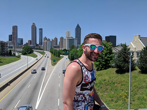Postcard From Atlanta, Georgia