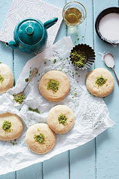 Khetayee // sweet biscuits for Eid