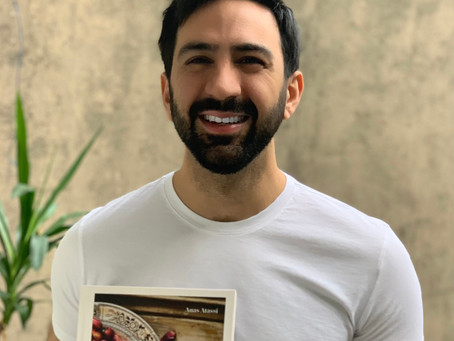 "Episode 63: ""Sumac - Recipes and Stories from Syria,"" with Anas Atassi."