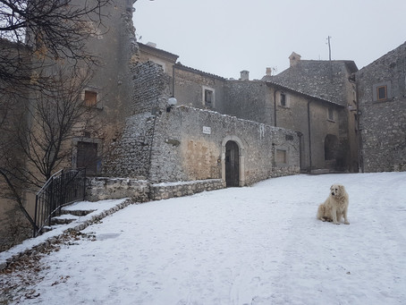 Turning Back Time. Staying in a Medieval Mountain Village in Abruzzo