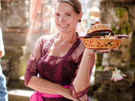 The Food & Culture of Bali, with Janet de Neefe