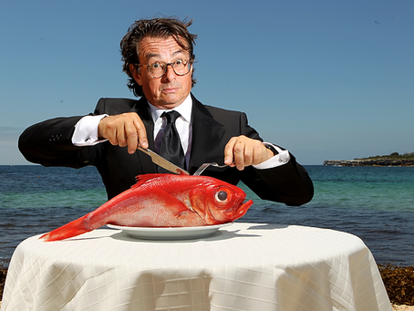 Episode 65: Sustainable Seafood - How to Choose, Cook and Enjoy Responsibly