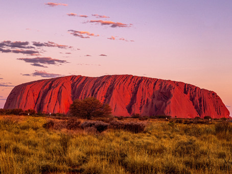 Five Tips for Visiting Uluru (Ayers Rock) and Kata Tjuta (The Olgas)