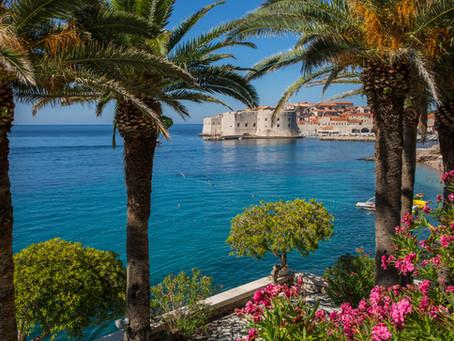 Postcard from Dubrovnik, Croatia