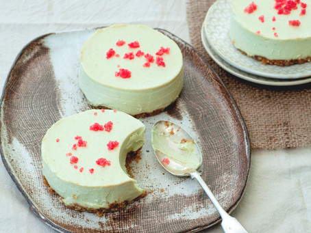Gwinganna's Lime and Coconut Cheesecake