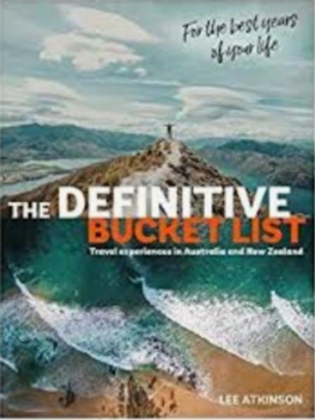 Definitive bucket list