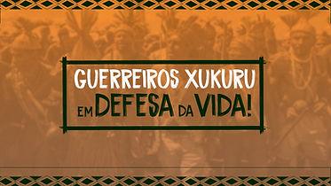Guerreiros Xukuru em defesa da vida - NaPerifa