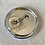 Thumbnail: Windy Welly Girl Button Badge - 58mm (Large)