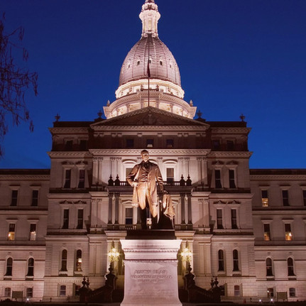 MVC Attends Joint Committee Hearing in Lansing on Administrative Rules for Vaccine Waivers in Michig