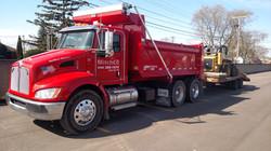 Newer Trucks and Equipment