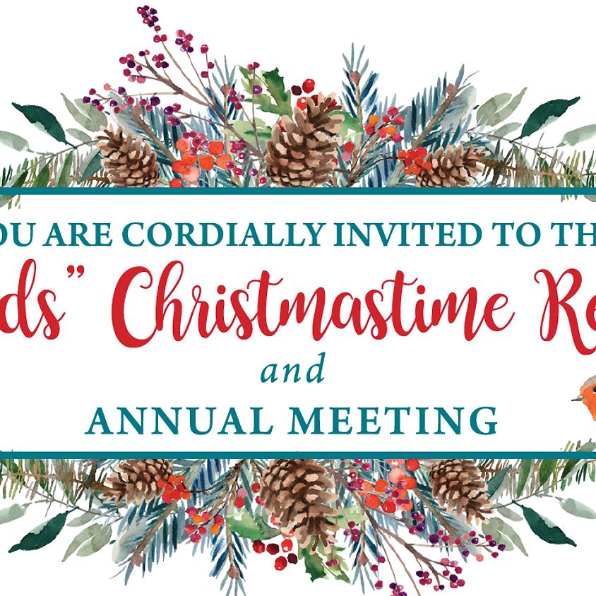 2019 Friends Christmas Reunion & Annual Meeting