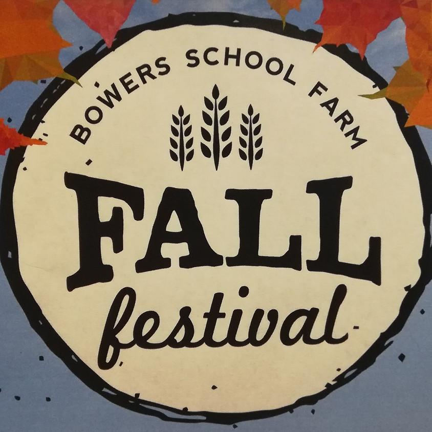 Bowers School Farm Fall Festival - Sunday, October 14