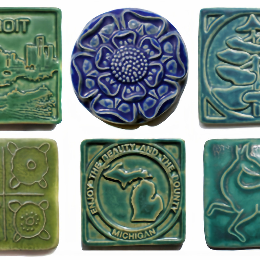 Bloomfield Historical Society: Pewabic Pottery Library Lecture (Free)