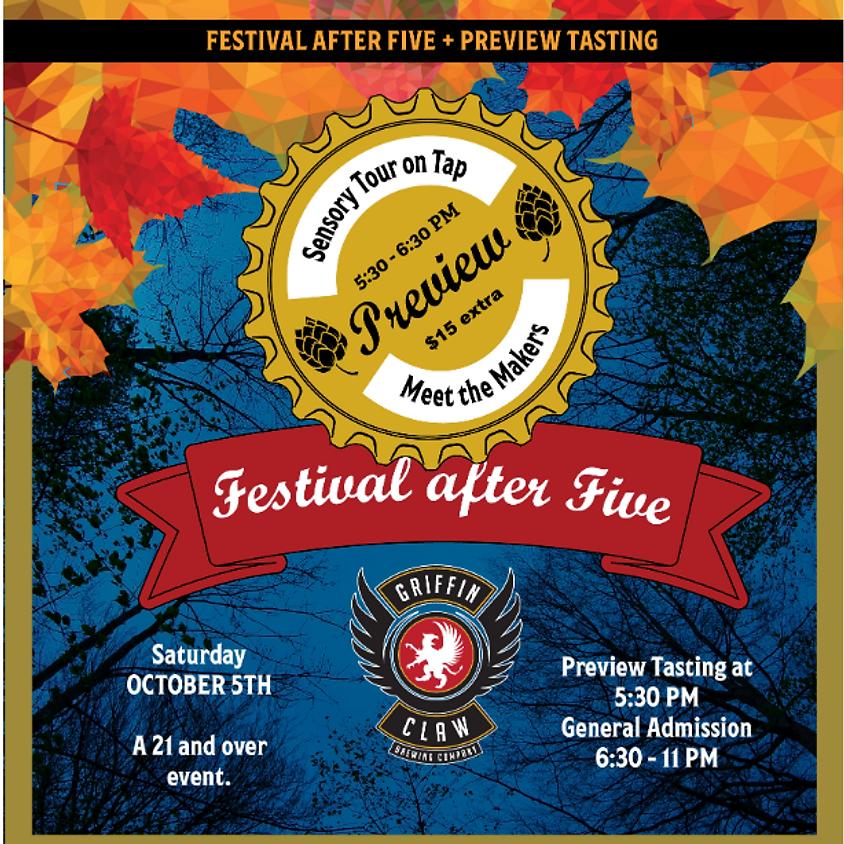 Fall Festival After 5 (for 21 & older)
