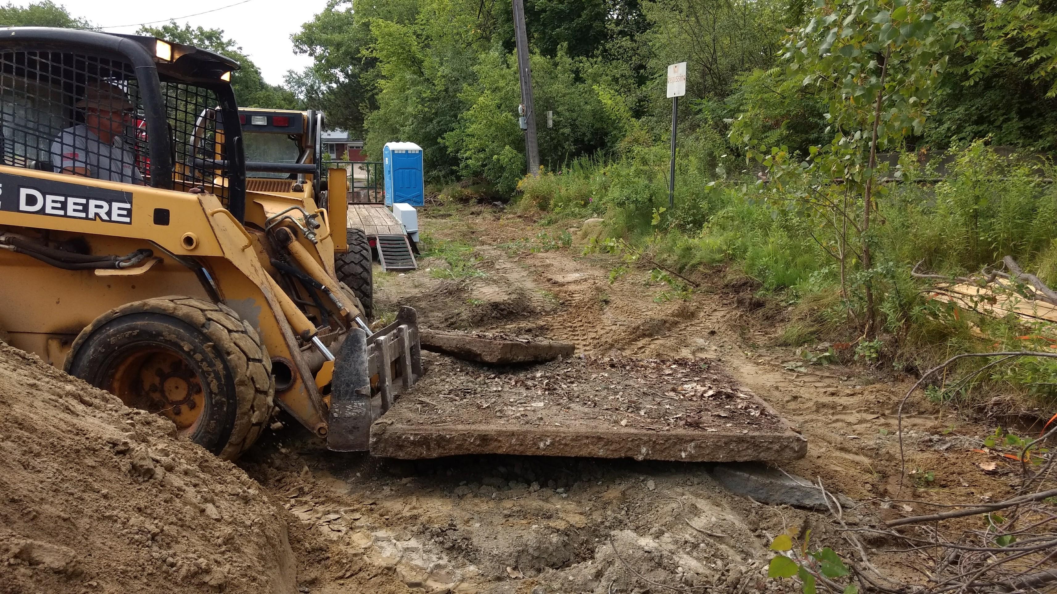 MitchCo Asphalt & Concrete Removal | Callmitch co