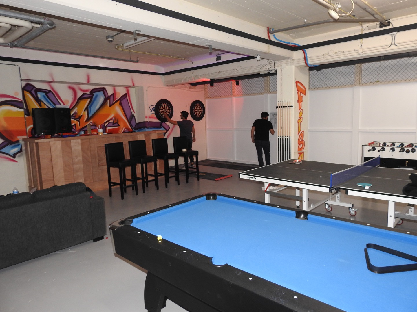 Recreation Room Campus