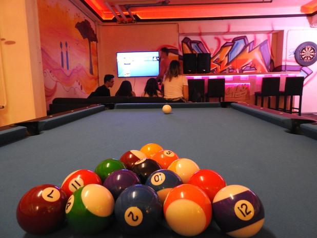 Recreation Room Campus
