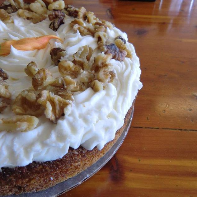 Nancy's Homemade Carrot Cake