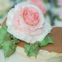 All our cakes are hand decorated by our talented bakery team.