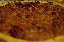 Pecan Pie for Thanksgiving Orders at Nancy's Marshview Cafe an Bakery's Award winning homemade baked goods