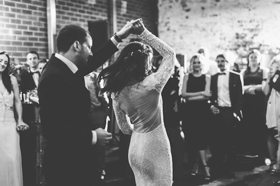 Wedding DJ Sydney Dancing
