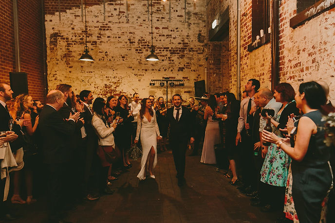 Farewell Happy Couple Wedding DJ