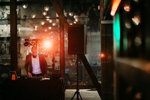 DJ James Cross Wedding DJ Sydney