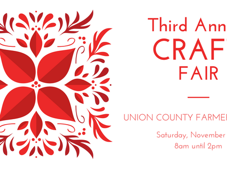 Craft Shows - you know you want to go