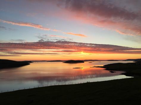 Burra Sunset