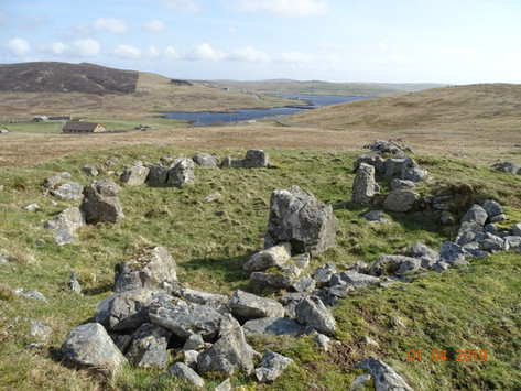 Scord of Brouster, Neolithic House, West Mainland