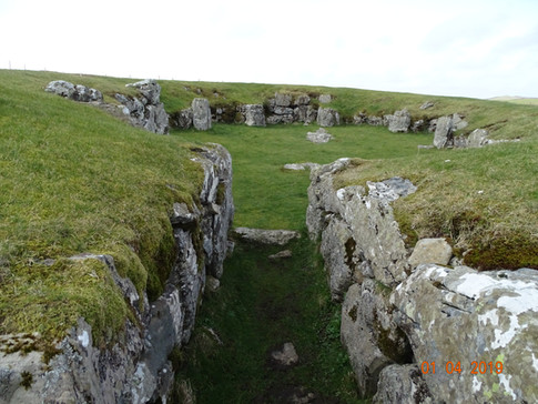 Staneydale Temple, Neolithic, West Mainland