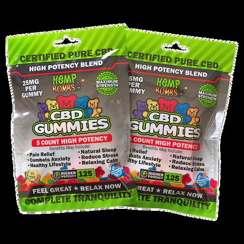 Hemp Bombs CBD Gummies | Raven Vape