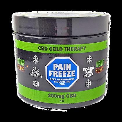 Hemp Bombs Pain Freeze Cream