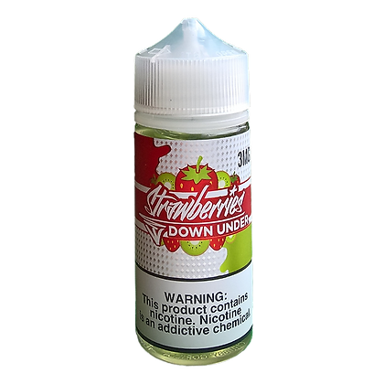 Strawberries Down Under