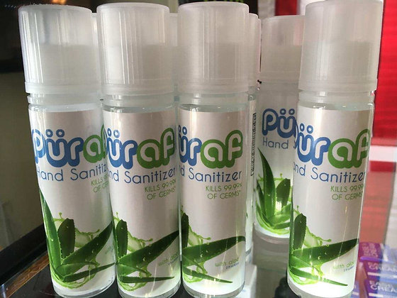 Pür-af Hand Sanitizer by Pinnacle