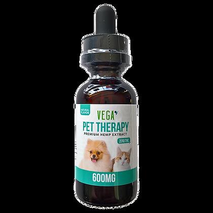 Vega Natural Supplements Pet Therapy 600mg