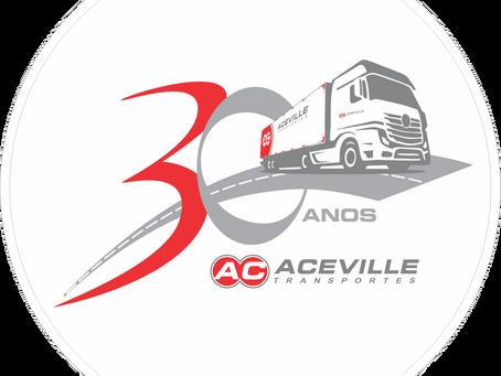 30 anos Aceville Transportes