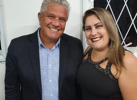 Daniela Rabaiolli é empossada na SETRACAJO gestão de 2020 a 2024